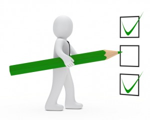 Checklist of a home inspectors